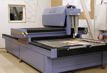 Maschine Produktion Fitz Interior